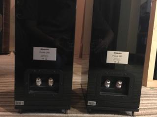 Dynaudio Focus 260 floorstanding speaker (Used) 3d8e4d10