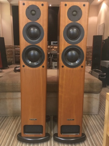 Sold - PMC OB1i floorstand speakers (Used) 492dd310