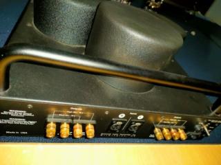 BAT VK-150SE Vacuum Tube power amplifier (Used) 4ef8da10