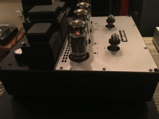 Audio Research VSI60 tubed integrated amplifier (Used) 52a34710