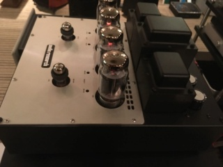 Audio Research VSI60 tubed integrated amplifier (Used) 53a5c510