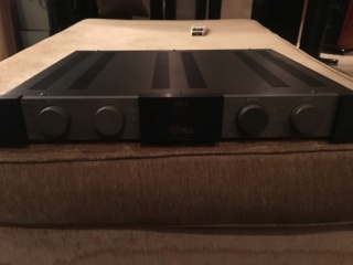 Krell KSL-2 line-level pre-amplifier (Used)  558e9b10