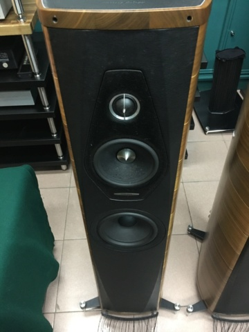 Sonus Faber Olympica II speakers (Used) 55e5bf10