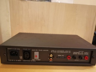 Sold - Quad 306 stereo power amplifier (Used) 57ad3a10