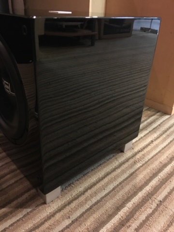 Sold - REL T-9 Subwoofer (Used) 5b563810