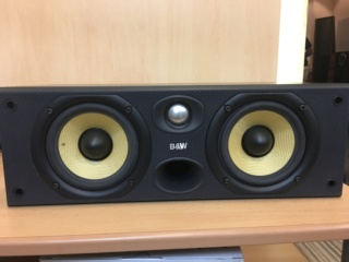 Sold - B&W CC6 S2 Center speaker (Used) 5e032410