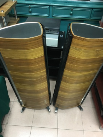 Sonus Faber Olympica II speakers (Used) 6452aa10