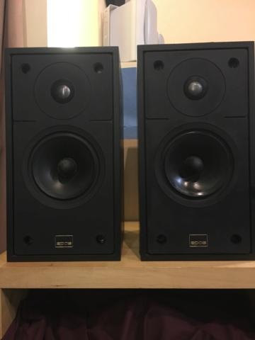 EPOS ES11 bookshelf speakers (Used) 6b262610