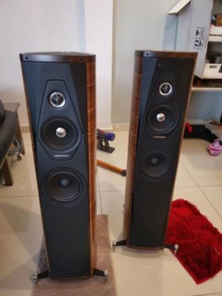 Sonus Faber olympica II floorstanding speaker (Used) 70544f10