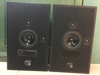 PMC Wafer2 wall-mounted speakers (Used) 7106d910