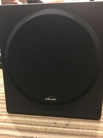 Polk Audio PSW250 Subwoofer (Used) 745f1710