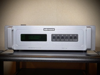 Audio Research CD5 cd player (Used) 7de2e110