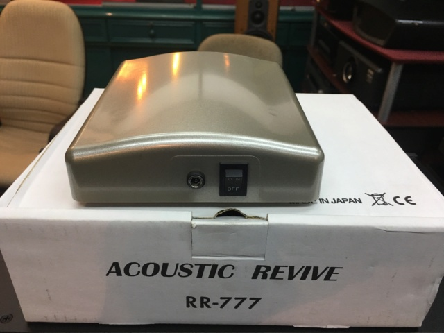 Sold - Acoustic Revive RR-777 - Ultra Low Frequency Pulse Generator - (Used) 7f923110