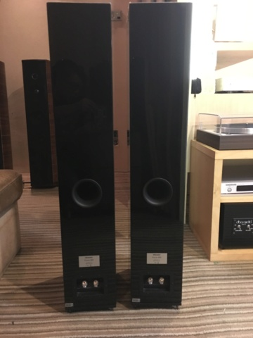 Dynaudio Focus 260 floorstanding speaker (Used) 822abf10