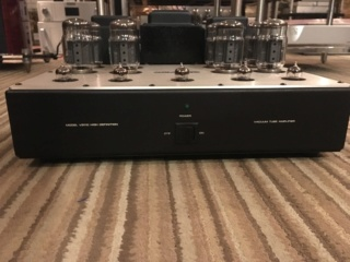 Sold - Audio Research VS110 tube power amplifier (Used) 8389fe10