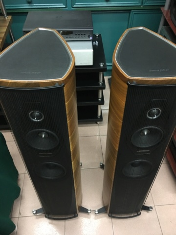 Sonus Faber Olympica II speakers (Used) 86fe0f10