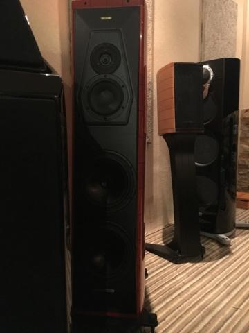Sonus Faber Amati Anniversario floorstanding speaker  (Used) 897e5710