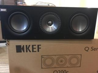 KEF Q series speakers (Used) 8ad04f10