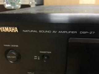 Yamaha DSP-Z7 7.1-channel v AV amplifier (Used) 90bf6e10