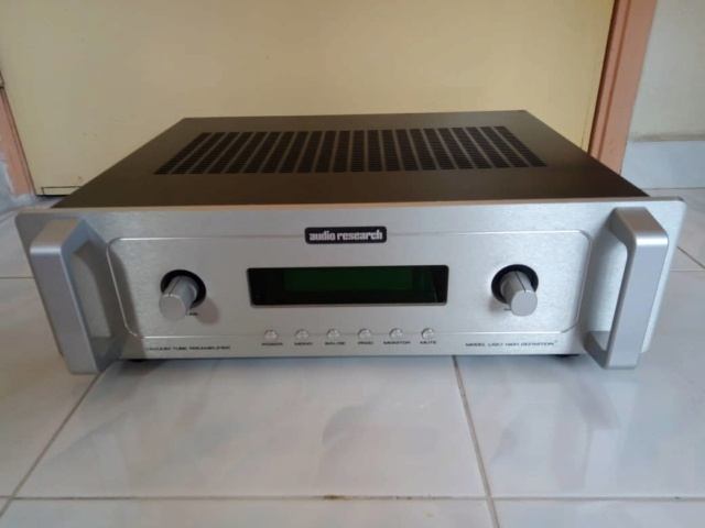Withdrawn- Audio Research LS27 Stereo Preamplifier (Used) 9258b110