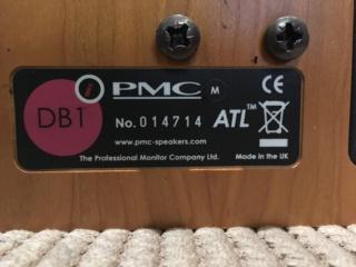 PMC DB1 MCi center speaker (Used) 9dbb3c10