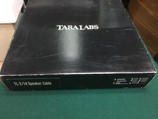 TARA LABS TL-2/14 speaker cable  (Used) - price reduced 9efeb010