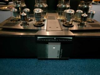 BAT VK-150SE Vacuum Tube power amplifier (Used) 9f6bc710