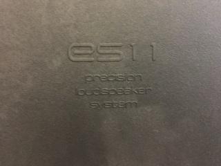 EPOS ES11 bookshelf speakers (Used) A1a97110