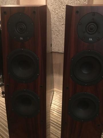Focus Audio FC8 Speaker (Used) A2b5b010