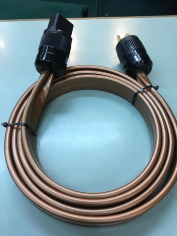 Cancelled  - WireWorld Gold Electra 5.2 Reference Power Conditioning Cord (Used) B252c510
