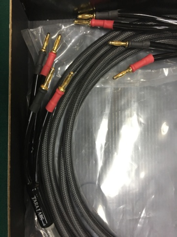 TARA LABS TL-2/14 speaker cable  (Used) - price reduced B9176f10