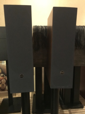 PMC Fact 3 standmounters speaker (Used)  Bb54d810