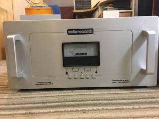 Audio Research Reference 250SE monoblock amplifier (Used) Bd9b6d10