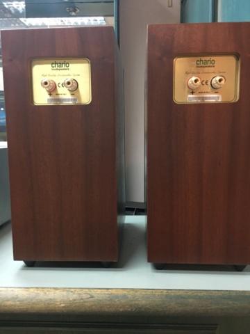 Chario Premium 1000 speakers (Used) C158d710