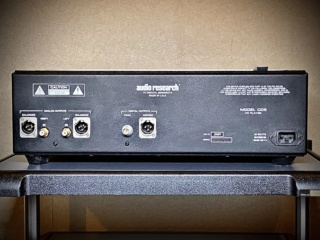 Audio Research CD5 cd player (Used) Cd2d1710