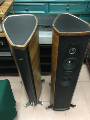 Sonus Faber Olympica II speakers (Used) Cd475b10