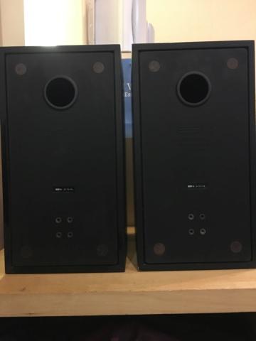 EPOS ES11 bookshelf speakers (Used) D199f910