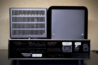 Mcintosh MC275 mk6 vacuum tube amplifier (Used) D442fd10