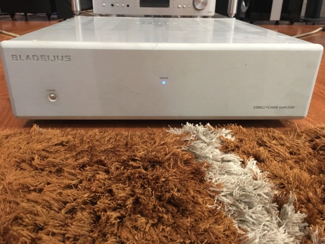 Bladelius Balder stereo power amplifier (Used) D9af7710