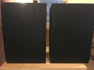 EPOS ES11 bookshelf speakers (Used) Dee19110