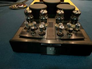 BAT VK-150SE Vacuum Tube power amplifier (Used) E2886d10