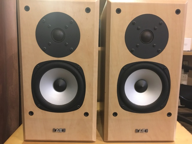 Sold - Acoustic Energy AEGIS EVO One bookshelf speaker (Used) E5ad1210