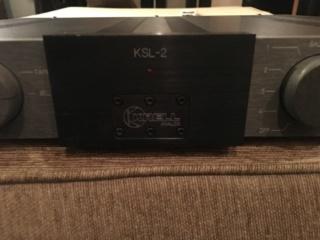 Krell KSL-2 line-level pre-amplifier (Used)  E6d11c10