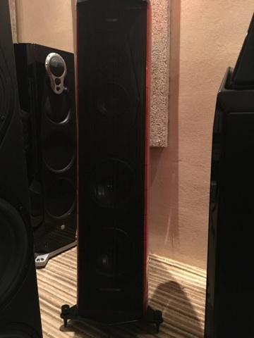 Sonus Faber Amati Anniversario floorstanding speaker  (Used) Ee20dc10