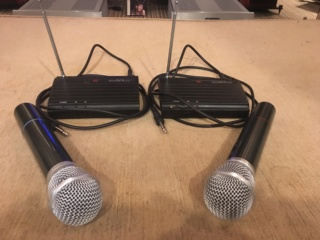 Karaoke set (Used) Ef16c210
