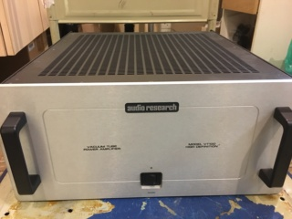 Audio Research VT100 mk3 power amplifier (Used) F51a1c10
