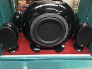 KEF HTS3001SE satellite 5.1 speakers (Used) F6fe0110