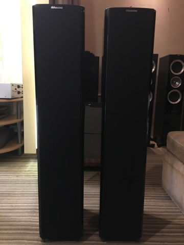 Dynaudio Focus 260 floorstanding speaker (Used) Ffe0df10