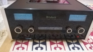 Withdraw - McIntosh C2300 Tube Pre Amplifier (Used) Iokl5911