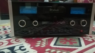 Withdraw - McIntosh C2300 Tube Pre Amplifier (Used) Miyp0611